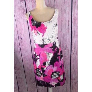Milly Pink Floral Dress